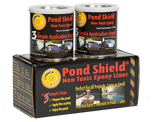 Pond Shield non-Toxic Epoxy Liner - 1 quart